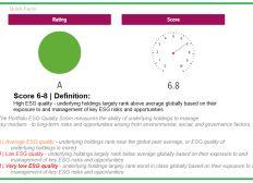 ESG-Portfolio-Erstellung / Nachhaltiges Investieren / Demokratisierung der Geldanlage