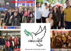 Programmes d'accueil des étudiants syriens et palestiniens en France