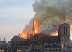 RECONSTRUCTION DE NOTRE DAME DE PARIS