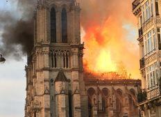 Restauration Cathédrale  Notre-Dame de Paris