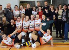 Soutenez notre petit club de Volley à participer aux finales nationales