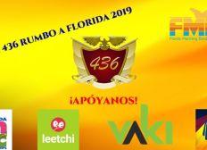 CDM436 RUMBO A FLORIDA 2019