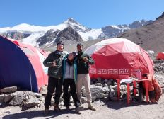 America Highest Summit Expedition