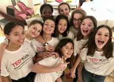 Cagnotte TEDxKids