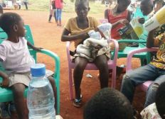 PROJET FORMATION DES FILLES MÈRES AU CAMEROUN
