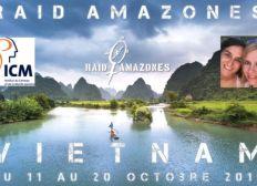 Les K'RIN - Raid Amazones Vietnam