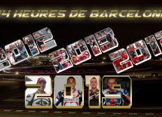Team Matéo 24H de Barcelone 2019