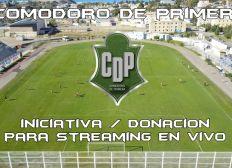 Streaming Comodoro de Primera
