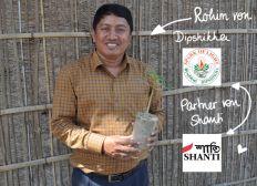 Mehr Grün für Bangladesch