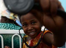 Campaña Sanitaria en aldeas del Norte de Ghana Verano '19