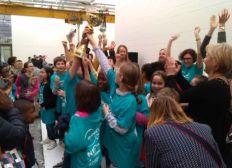 Projet Ecole Jeanne d'Arc - RoboCup 2019