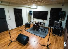 Don Quixot - Sala de ensayo - Estudio de grabación