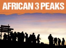 Richie's African 3 Peaks Challenge for the Alzheimer's Society!