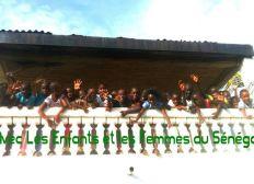 Deux mois avec les Enfants et les Femmes au Sénégal