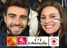 L'Audagaise, la 4L du Midi #4LTrophy2020