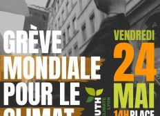 Youth for Climate Lyon - 6ème Extinction, Tous en Action !