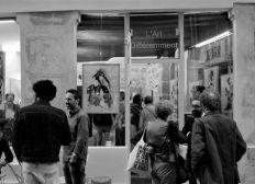 Soutien à ArtEthic Galerie, la première galerie d'art de l'Economie Sociale et Solidaire.