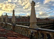 Epopée nocturne sur les toits de Salamanque