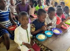 Waisenhaus in Ghana benötigt dringend Hilfe
