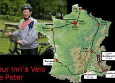 Cagnotte de soutien au projet Inri'à Vélo de Peter Sturm