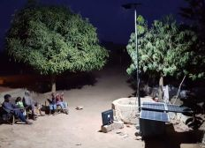 Association Indeme : Donnons de la lumière à un village Malien