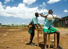Voyage humanitaire Kenya - accompagnement éducatif et sportif pour les enfants de Nairobi