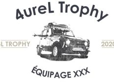 AureL Trophy - Soutenez l'équipage des Aurélien au 4L Trophy 2020