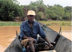 Sauvez la pirogue d'Harouna à Kanazi (Niger)