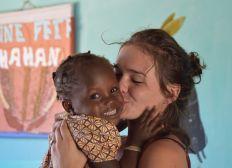 Actions humanitaires au Sénégal