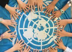Objectif ONU ! Les enfants apprennent à construire la paix...