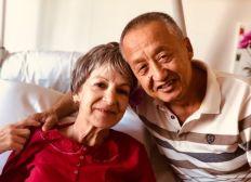 Les 20.000 km de l'amour pour Martine Richardson