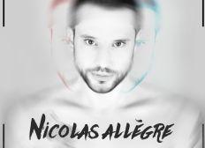 Production du nouveau disque de Nicolas ALLEGRE