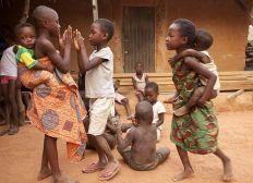 Aide humanitaire Ghana