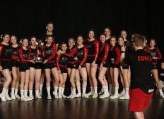 Die BSV Cheerleader dürfen zur Europameisterschaft