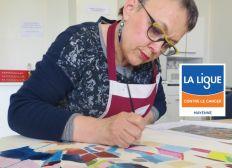 Ouvrir un atelier d'Art Thérapie à Château-Gontier, pour les personnes atteintes d'un cancer