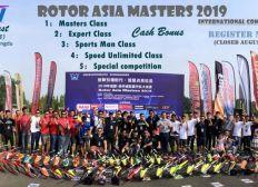 Zu den Masters nach China