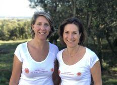 Les gazelles de Capucine : Rallye AICHA des gazelles 2020