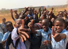 Paving the Way to School- Water project