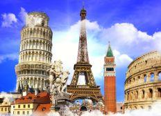 MY DREAM TO EUROPE