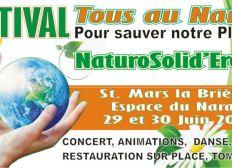 """Eco-Festival """"Tous au Narais pour sauver la planète"""""""