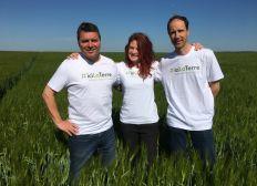 #iciLaTerre, collectif d'agriculteurs