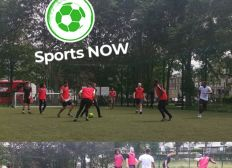 advertise playing football through my business sportsNow