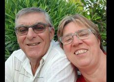 Anniversaire 10 ans de mariage Serge et Christine