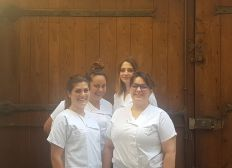 Les p'tites nurses au Pérou