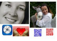 """Kinder-Weihnachts-CD """"Engelchen Mara"""" - Einmal Spenden = zweimal Helfen mit Mara Engelhardt"""