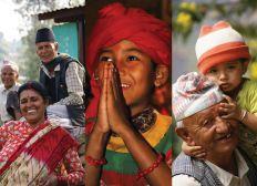 Pour Le Nepal et Denis