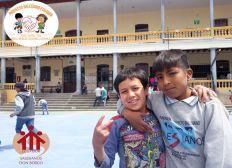 Hope for street children in Ecuador