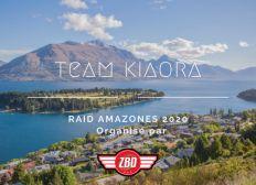 Team Kiaora - Raid Amazones 2020