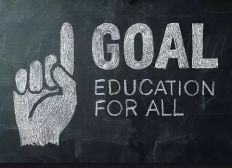 Education for everyone - one word one hope