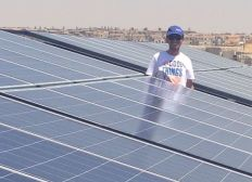 Help Ayman reach his Solar Education Dream
